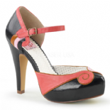 Scarpe/Decoltè Pin-Up~Couture Bettie-17/CRL-BPU